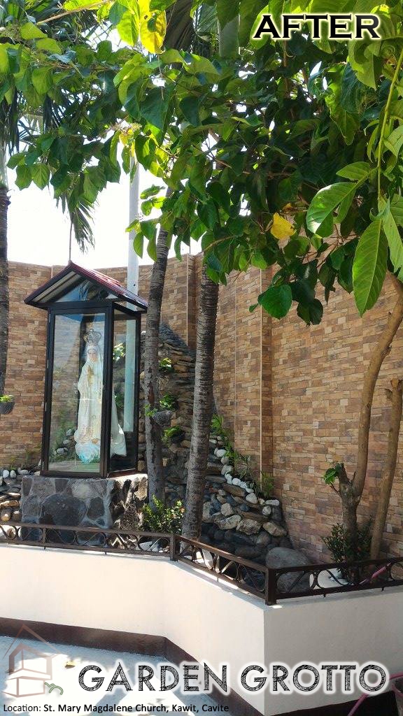 Located At St. Mary Magdalene Church, Kawit, Cavite